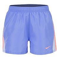 Girls 4-6x Nike Dri-FIT Colorblock Shorts