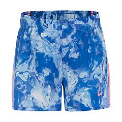 Girls 4-6x Nike Dri-FIT Marble 10K Shorts