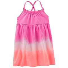 Toddler Girl OshKosh B'gosh® Tie-Dye Tank Dress