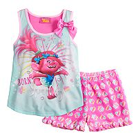 Girls 4-12 DreamWorks Trolls Poppy