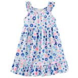 Toddler Girl OshKosh B'gosh® Floral Tiered Dress