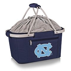 Picnic Time North Carolina Tar Heels Metro Insulated Picnic Basket