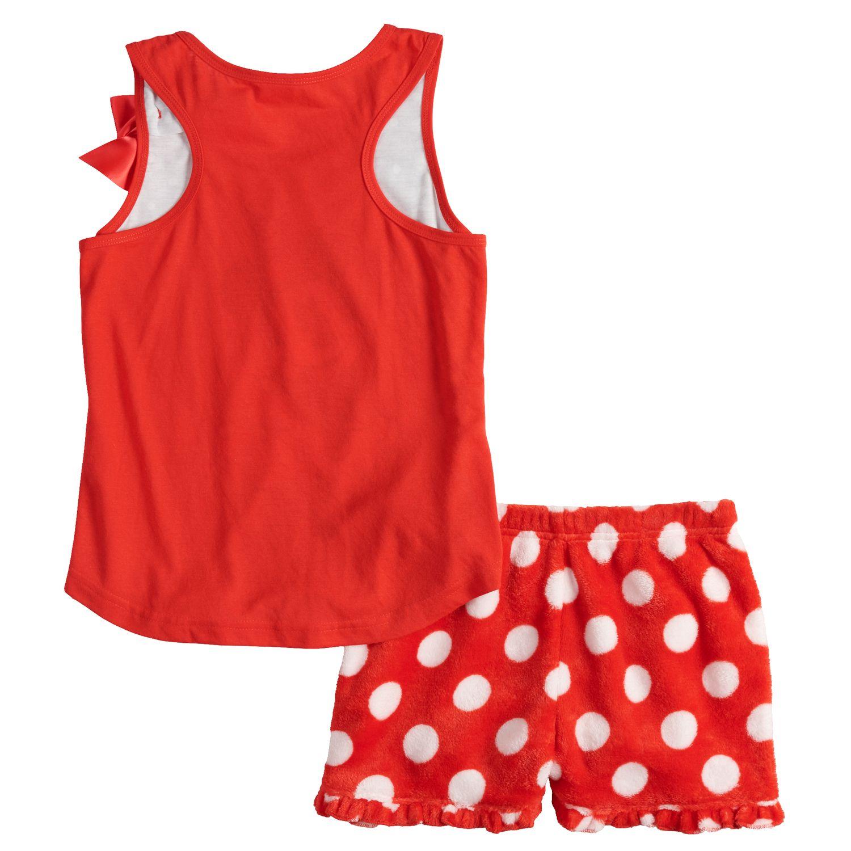 Kids Minnie Mouse Sleepwear, Clothing | Kohl\'s