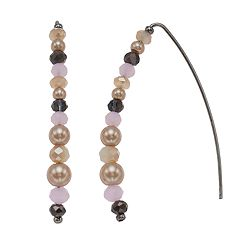 Simply Vera Vera Wang Beaded Threader Earring