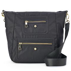 Utiliti by Rosetti Double Up Crossbody Bag