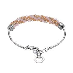 Simply Vera Vera Wang Beaded Bangle Bracelet