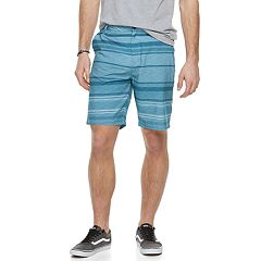 Men's Ocean Current Harbour Striped Shorts