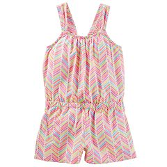 Toddler Girl OshKosh B'gosh® Chevron Romper