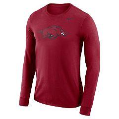 Men's Nike Arkansas Razorbacks Dri-FIT Logo Tee
