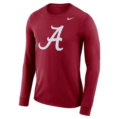 Men's Nike Alabama Crimson Tide Dri-FIT Logo Tee