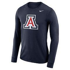 Men's Nike Arizona Wildcats Dri-FIT Logo Tee