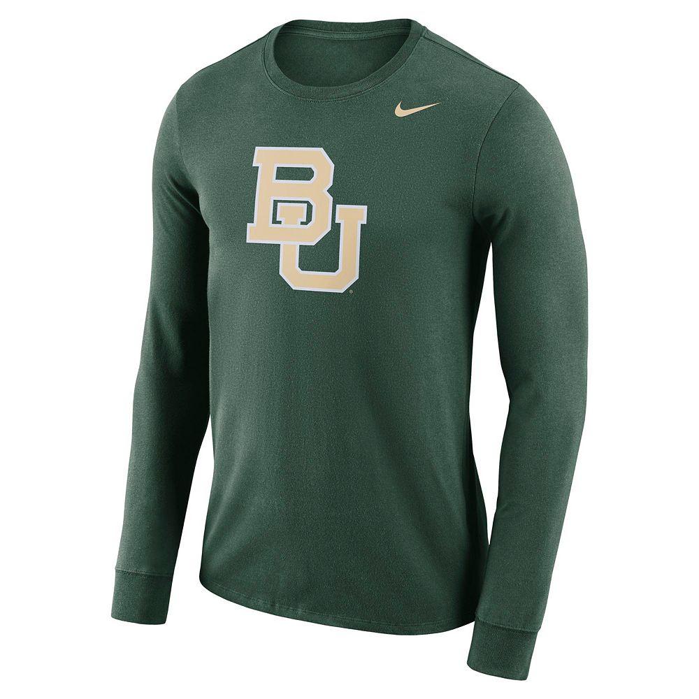 Men's Nike Baylor Bears Dri-FIT Logo Tee