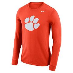 Men's Nike Clemson Tigers Dri-FIT Logo Tee