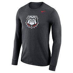 Men's Nike Georgia Bulldogs Dri-FIT Logo Tee