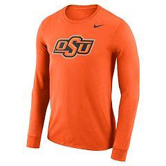 Men's Nike Oklahoma State Cowboys Dri-FIT Logo Tee