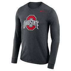 Men's Nike Ohio State Buckeyes Dri-FIT Logo Tee