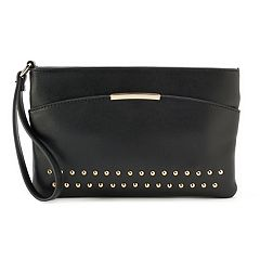 Jennifer Lopez Heather Studded Wristlet
