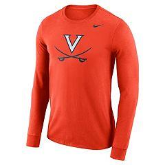 Men's Nike Virginia Cavaliers Dri-FIT Logo Tee