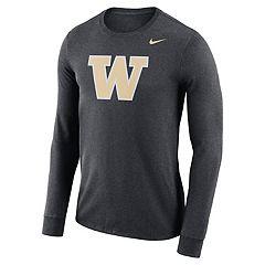 Men's Nike Washington Huskies Dri-FIT Logo Tee