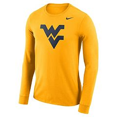 Men's Nike West Virginia Mountaineers Dri-FIT Logo Tee