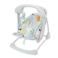 Fisher Price Deluxe Take-Along Swing & Seat