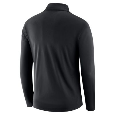 Men's Nike Iowa Hawkeyes Element 1/2-Zip Pullover Top