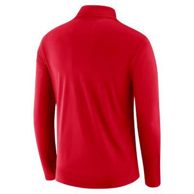 Men's Nike Ohio State Buckeyes Element 1/2-Zip Pullover Top
