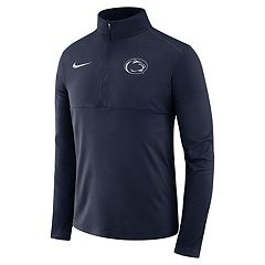 Men's Nike Penn State Nittany Lions Element 1/2-Zip Pullover Top