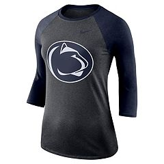 Women's Nike Penn State Nittany Lions Baseball Tee
