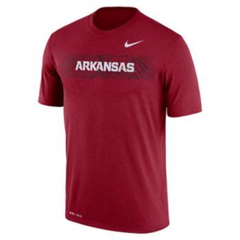 Men's Nike Arkansas Razorbacks Legend Sideline Tee