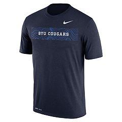 Men's Nike BYU Cougars Legend Sideline Tee