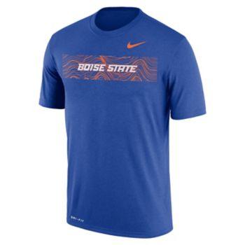 Men's Nike Boise State Broncos Legend Sideline Tee