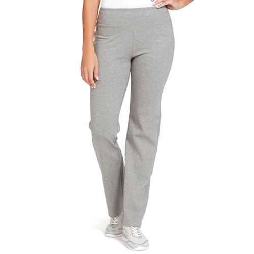 Women's Gloria Vanderbilt Slim Bootcut Sweatpants