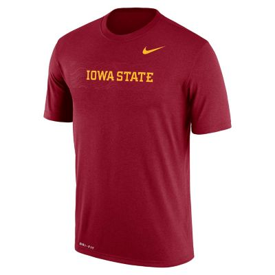 Men's Nike Iowa State Cyclones Legend Sideline Tee