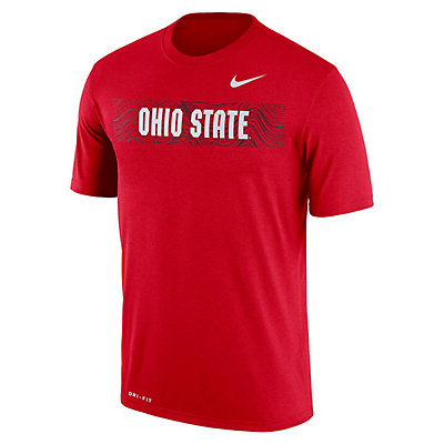 Men's Nike Ohio State Buckeyes Legend Sideline Tee