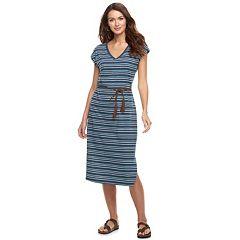 Women's SONOMA Goods for Life™ V-Neck Midi Dress