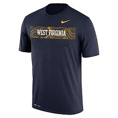 Men's Nike West Virginia Mountaineers Legend Sideline Tee