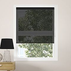 Chicology Continuous Loop Beaded Chain Roller Shades