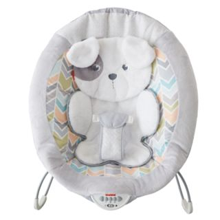 Fisher Price Sweet Snugapuppy Dreams Deluxe Bouncer
