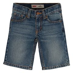 Toddler Boy Levi's 5-Pocket Denim Shorts