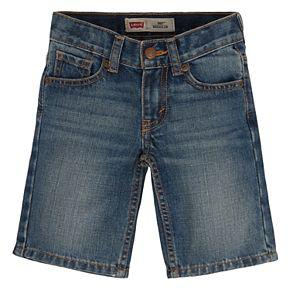 Toddler Boy Levi's 5-Pocket Denim Shorts