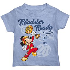 Disney's Mickey Mouse Toddler Boy  'Roadster Ready' Graphic Tee