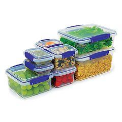 Sistema Klip-It 16-pc. Shrinkwrap Food Storage Set