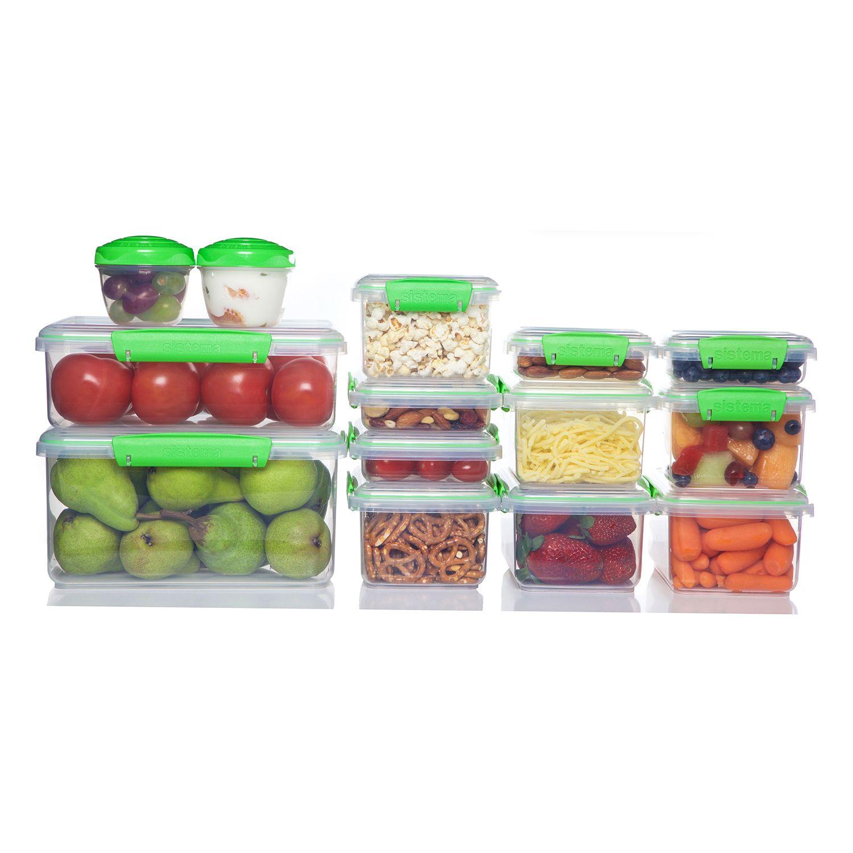 sc 1 st  Kohlu0027s & Sistema 28-pc. Food Storage Set