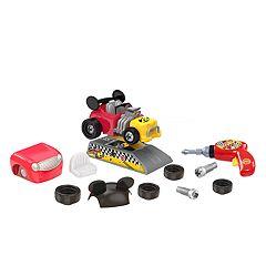 Disney's Mickey Roadster Racers Custom Car Kit