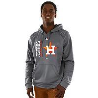 Men's Majestic Houston Astros Logo Hoodie