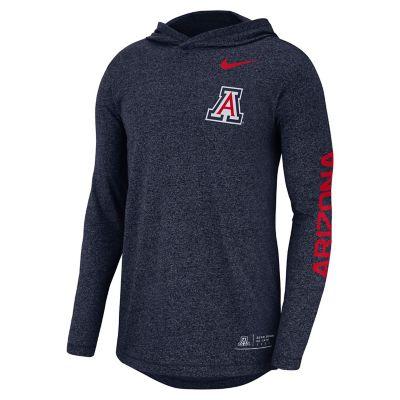 Men's Nike Arizona Wildcats Hoodie Tee