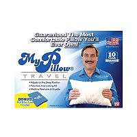 As Seen on TV My Pillow Travel Pillow