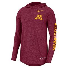Men's Nike Minnesota Golden Gophers Hoodie Tee