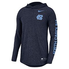 Men's Nike North Carolina Tar Heels Hoodie Tee